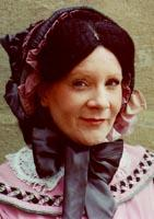Marianne Donnelly as Louisa May Alcott