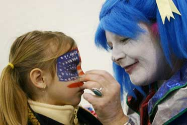 Marianne Donnelly Face Painter